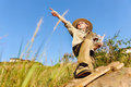 Young Explorer Royalty Free Stock Photo - 26188945