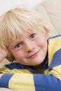 Little Boy Smiling Stock Photos - 2624453