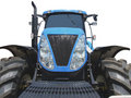 Front Of Tractor Stock Image - 2626901