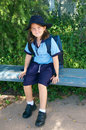 First Day Of School Royalty Free Stock Photography - 26205777