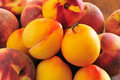 Yellow Plums, Peaches And Nectarines Stock Photo - 26209130