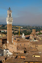 Torre Del Mangia Royalty Free Stock Image - 26212406