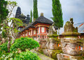 Balinese Temple Royalty Free Stock Photos - 26214628