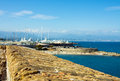 The Harbor Antibes, France Stock Image - 26214701