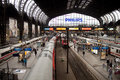 Trainstation Hamburg Stock Photography - 26223402