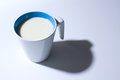 The Milk Royalty Free Stock Photography - 26224817