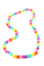 Bead Necklace Royalty Free Stock Images - 26232149