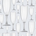 Seamless Pattern With Glasses Stock Photos - 26239813