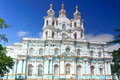St. Nicholas Naval Cathedral . St. Petersburg Royalty Free Stock Images - 26240389