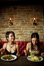 Two Girl-friends Royalty Free Stock Photography - 26242977