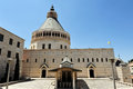 Basilica Of The Annunciation Stock Photo - 26244590