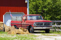 Old Pickup Truck Royalty Free Stock Image - 26245766