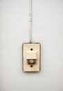 Door Bell Royalty Free Stock Images - 26250299