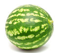 Water Melon Isolated On A White Stock Images - 26252734