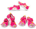 Kids Shoes Royalty Free Stock Photos - 26260548