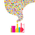 Colorful Chemistry Stock Photography - 26262802