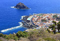 Garachico Town Viewscape On The Coast Of Tenerife Stock Photography - 26272672