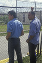 Prisoners At Dade County Correctional Facility Stock Photo - 26273450