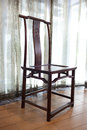 Vintage Chinese Old Style Chair Stock Photography - 26286182