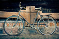 Old Bicycle Stock Image - 26290471