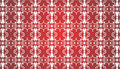Red Ornament Background Royalty Free Stock Photography - 2637147
