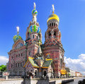 Church Of The Saviour On Spilled Blood Royalty Free Stock Photography - 26300727