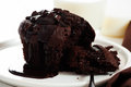 Chocolate Muffin Stock Images - 26303054