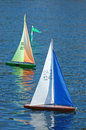 Model Sailboat Stock Photo - 26303530