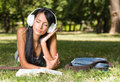 Chiling Outdoors. Royalty Free Stock Photo - 26306085