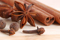 Cinnamon And Anise Royalty Free Stock Photo - 26312015
