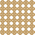 Seamless Wicker Woven Texture Background Royalty Free Stock Photo - 26313475