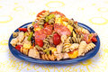 Pasta Salad Royalty Free Stock Photography - 26316397