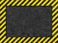 Grunge Surface As Warning Frame Stock Image - 26318591