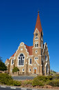 The Christuskirche In Windhoek, Namibia Stock Image - 26322881