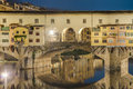 The Ponte Vecchio (Old Bridge) In Florence, Italy. Royalty Free Stock Photography - 26327557