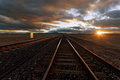Railroad Track Stock Photography - 26329662