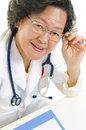 Asian Doctor Stock Photography - 26338092
