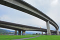 Elevated Express Way Royalty Free Stock Photo - 26340025