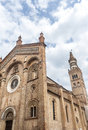 Duomo Of Crema Royalty Free Stock Photo - 26343685