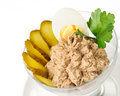 Gourmet Pate Salad Stock Photography - 26366372