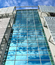 Clouds Reflected In Windows Stock Photos - 26373773