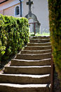 Church Steps Royalty Free Stock Image - 26384496