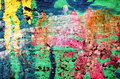 Background Of Rough Surface Wall Various Colors Royalty Free Stock Image - 26384536