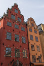 Historical Architecture Tower In Stockholm, Sweden Royalty Free Stock Image - 26391486