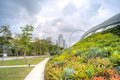 Gardens By The Bay, Singapore Royalty Free Stock Photo - 26397335