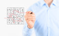 Find Solution Stock Photo - 26401720