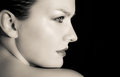 Emotive Portrait Of A Young Woman Royalty Free Stock Photos - 26403158
