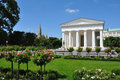 Theseus Temple In Volksgarten Vienna, Austria Stock Photo - 26404720