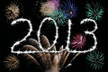2013 Happy New Year Stock Image - 26408051