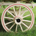 A Wagon Wheel Stock Images - 26409754